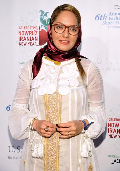 Mahnaz afshar 2014 Farhang Foundation Short Film Festival Award Ceremony And Reception عکس های مهناز افشار در ششمین جشنواره فیلم های کوتاه