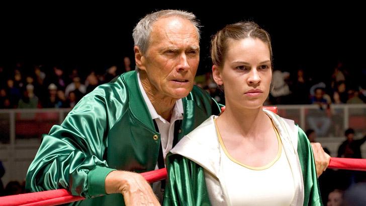 بهترین فیلم های ورزشی تاریخ سینما-دختر میلیون دلاری
