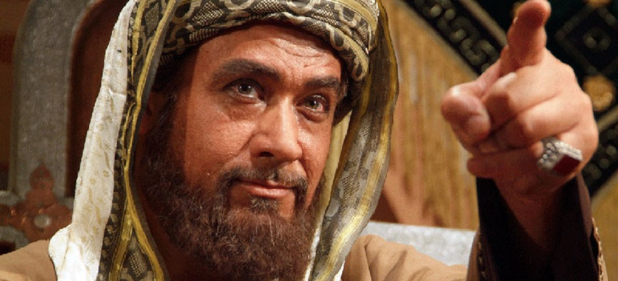 محمد صادقی: نقشم در «مختارنامه» سیاسی است