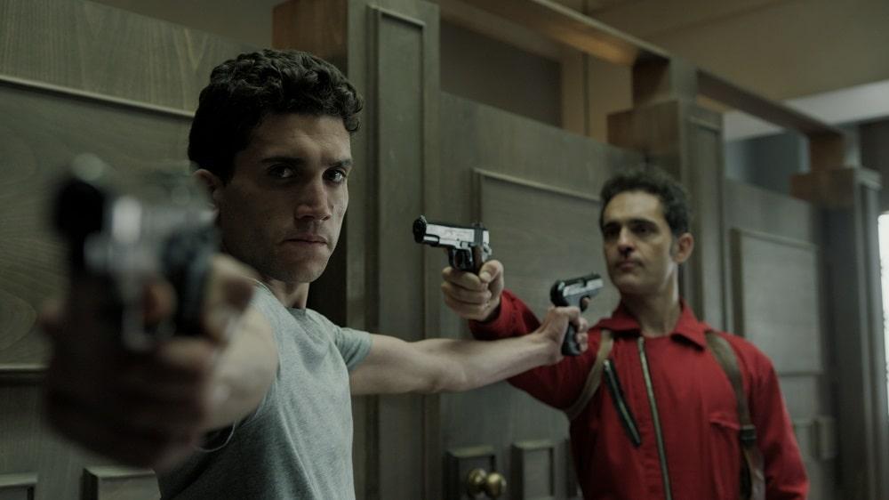 خلاصه فصل های قبل سریال خانه کاغذی (Money heist) - فصل اول