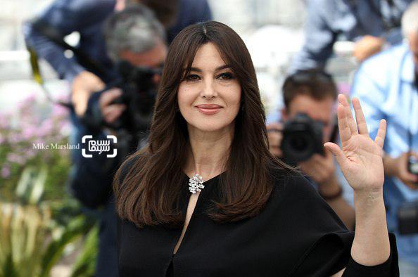 عکس مونیکا بلوچی در مراسم فتوکال روز اول جشنواره فیلم کن