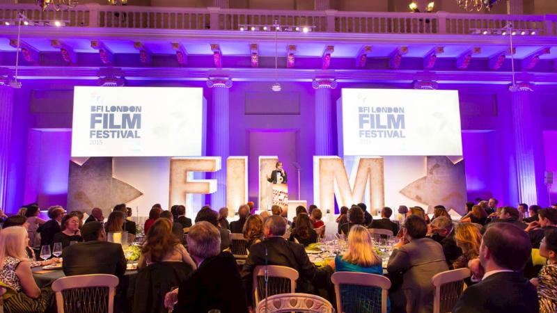 معتبرترین جشنواره های فیلم-لندن