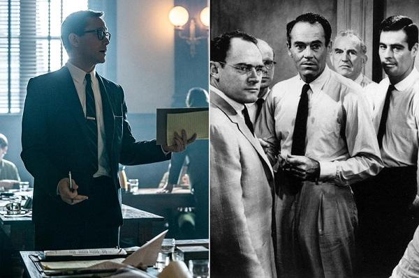 هشت فیلم مشابه بهترین فیلمهای اسکار 2021 - دادگاه شیکاگو7