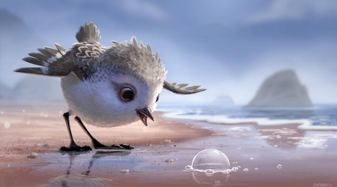 دانلود انیمیشن کوتاه پایپر Piper