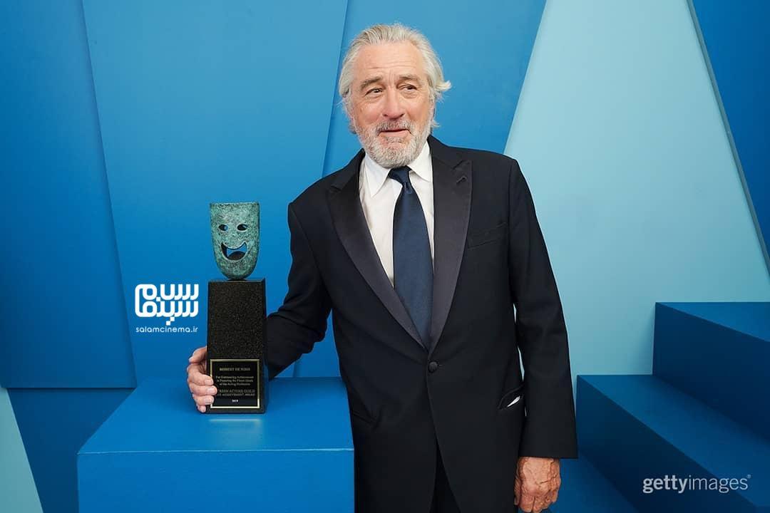 رابرت دنیرو - انجمن بازیگران آمریکا 2020