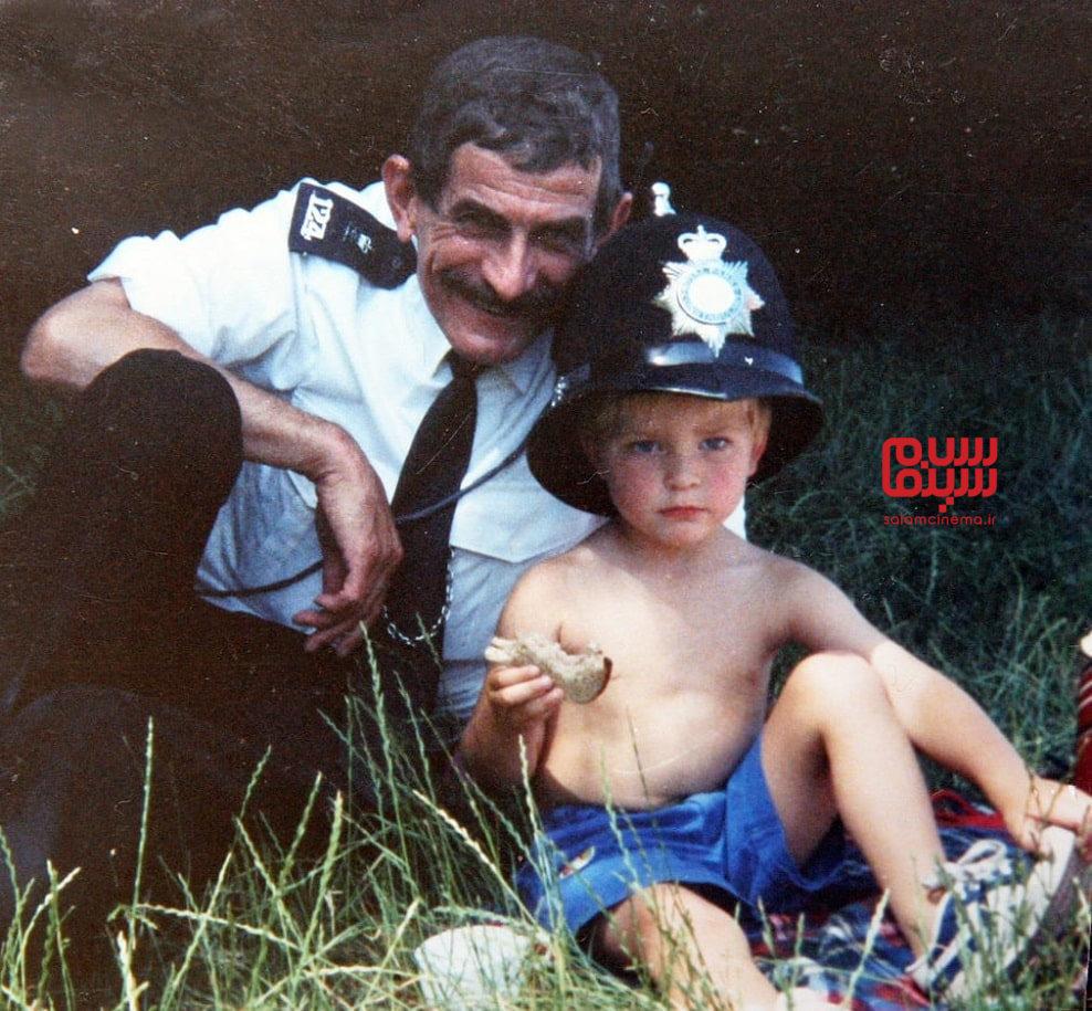 40 نکته جذاب از رابرت پتینسون - کودکی رابرت پتینسون و پدرش