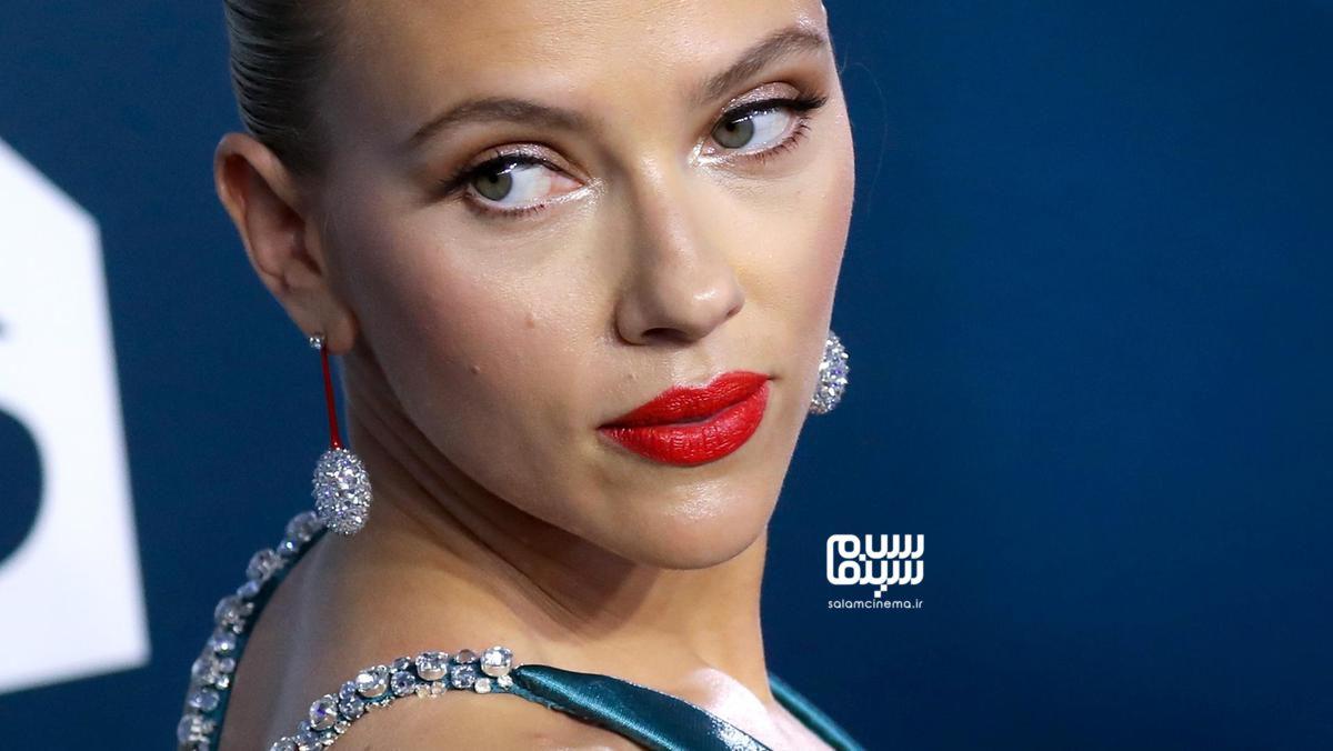 اسکارلت جوهانسون - انجمن بازیگران آمریکا(SAG Awards 2020)
