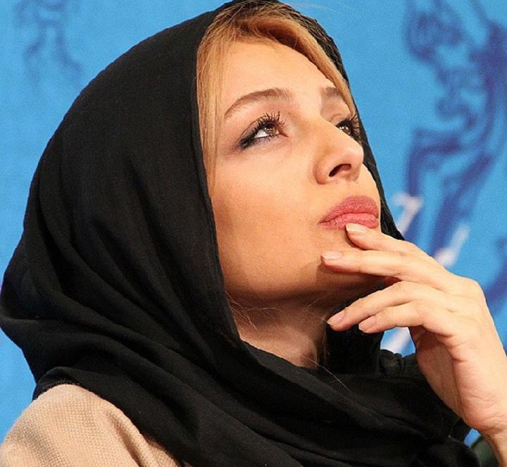 عکس ساره بیات جشنواره فیلم فجر