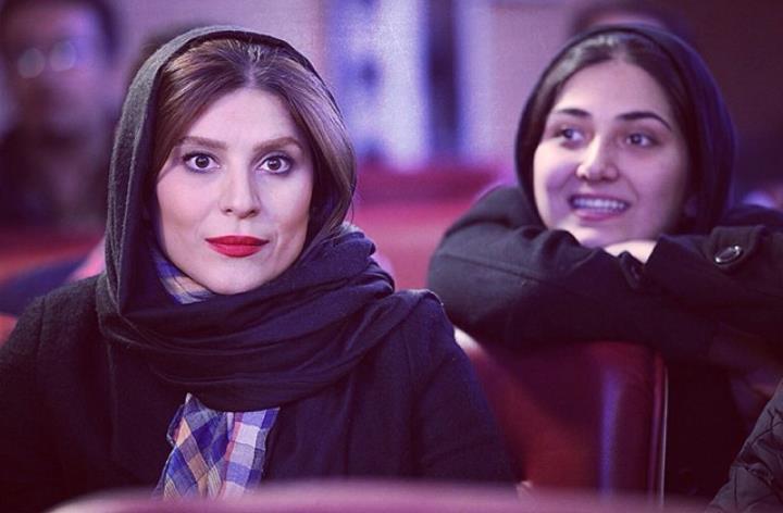 عکس باران کوثری و سحر دولتشاهی جشنواره فجر