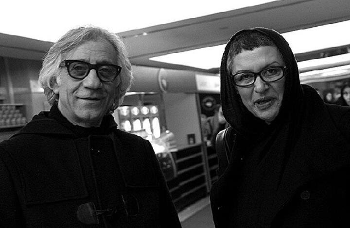 رویا تیموریان و مسعود رایگان جشنواره فیلم فجرعکس
