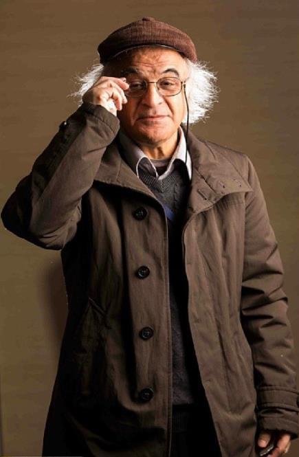 عکس فریدون جیرانی سی و دومین جشنواره فیلم فجر