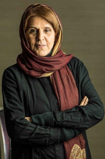 عکس آهو خردمند سی و دومین جشنواره فیلم فجر