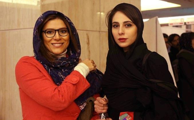 رعنا آزادی فر و سحر دولتشاهی سی ودومین جشنواره فیلم فجر
