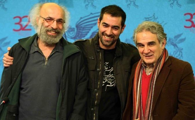 شهاب حسینی کیانوش عیاری مهدی هاشمی سی و دومین جشنواره فیلم فجر