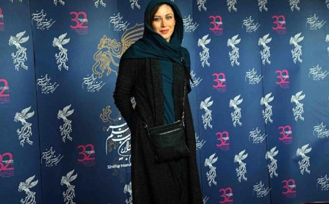 مهتاب کرامتی سی و دومین جشنواره فیلم فجر