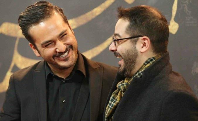 میلاد کی مرام و سام قریبانی اختتامیه سی و دومین جشنواره فیلم فجر