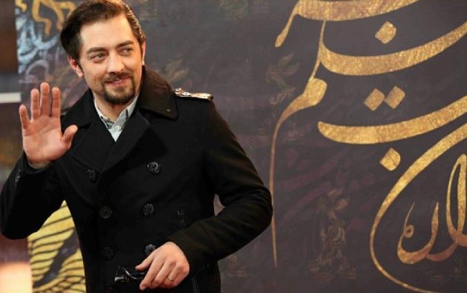 بهرام رادان در سی و دومین اختتامیه جشنواره فیلم فجر