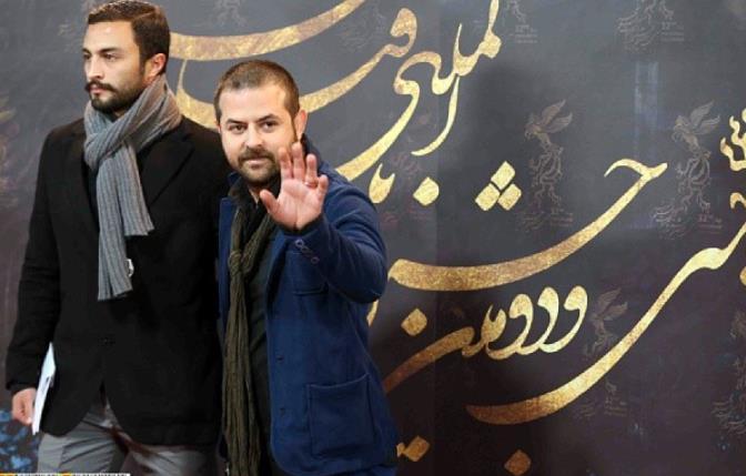 هومن سیدی جشنواره فیلم فجر