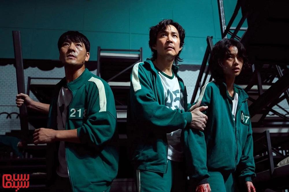 بازیگران سریال بازی مرکب- سریال کرهای بازی مرکب- سریال های شبیه به بازی مرکب