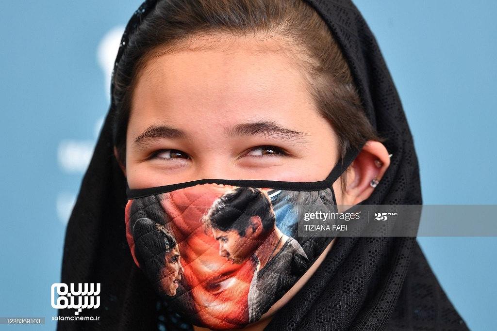 عکسهای فتوکال فیلم خورشید در جشنواره فیلم ونیز 2020