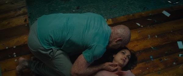 مرگ های تلخ، غم انگیز و تراژیک در فیلم های ابرقهرمانی - مرگ ونسا در ددپول ۲