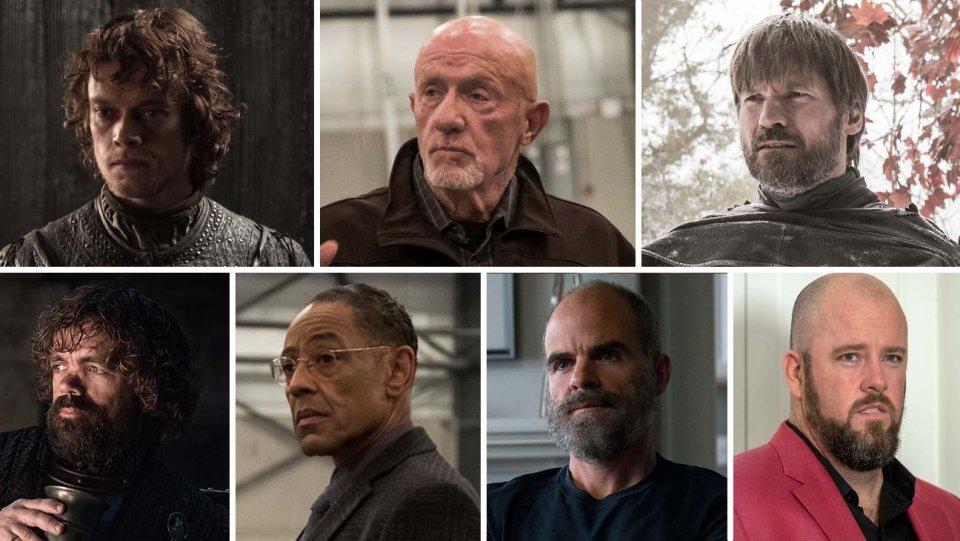 بهترین بازیگر نقش مکمل مرد در سریال درام در امی 2019
