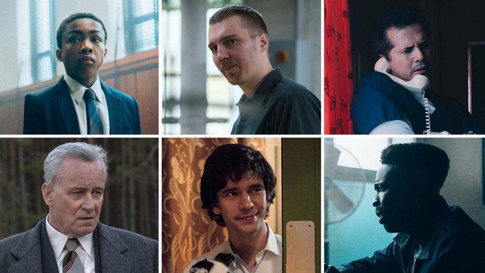 بهترین بازیگر نقش مکمل مرد در سریال کوتاه در امی 2019