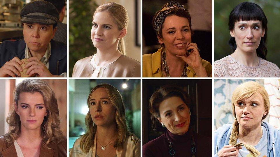 بهترین بازیگر نقش مکمل زن در سریال کمدی