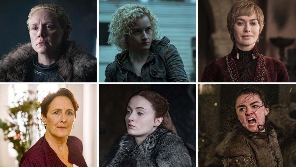 نامزدهای بازیگر نقش مکمل زن در سریال درام در امی 2019