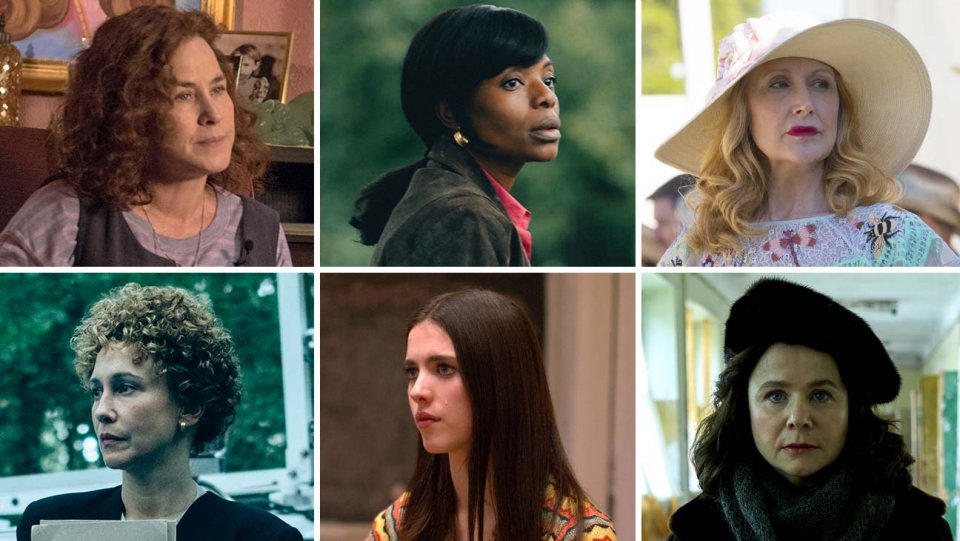 بهترین بازیگر نقش مکمل زن در سریال کوتاه در امی 2019