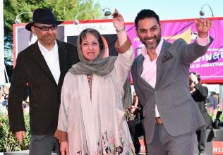 صحبت های رخشان بنی اعتماد+گزارش تصویری از مراسم فتوکال و فرش قرمز فیلم «قصه ها» در هفتاد و یکمین جشنواره فیلم ونیز
