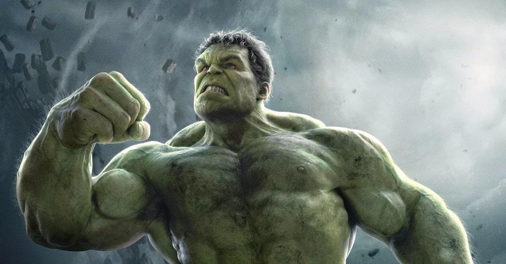 رتبهبندی قدرتمندترین ابرقهرمانان دنیای دیسی و مارول در فیلمهای سینمایی - هالک (Hulk)
