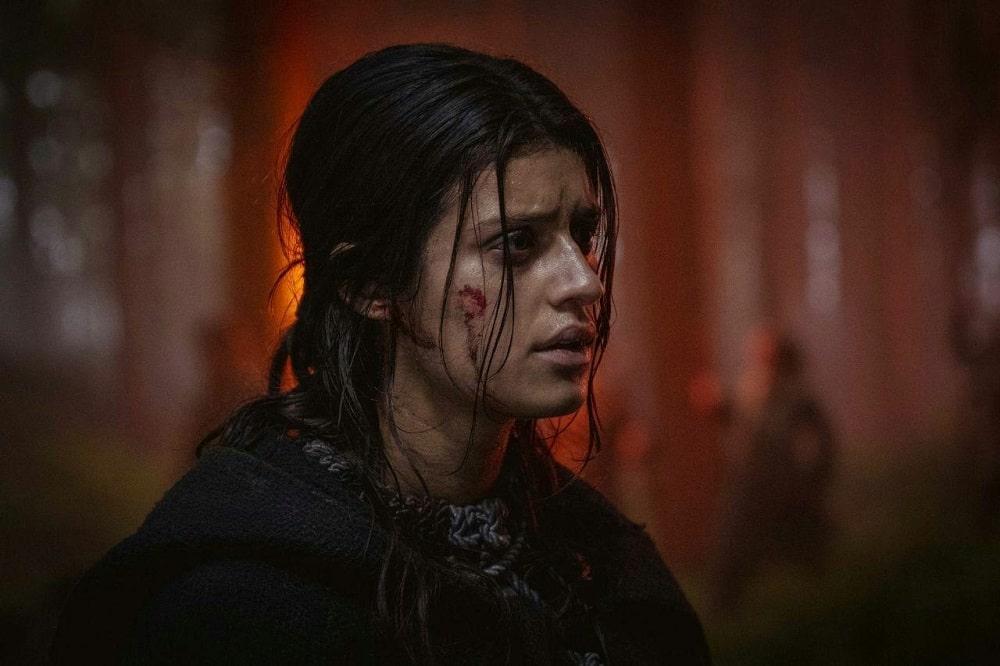 عکس های سریال ویچر (The Witcher) - آنیا چالوترا