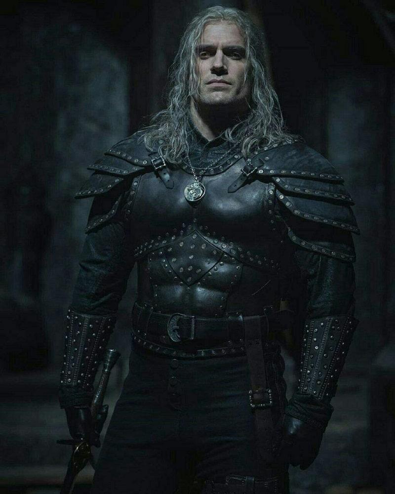 عکس های فصل دوم سریال ویچر (the Witcher) - هنری کویل