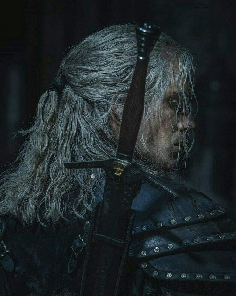 نمایی از فصل دوم سریال ویچر (The Witcher) - هنری کویل