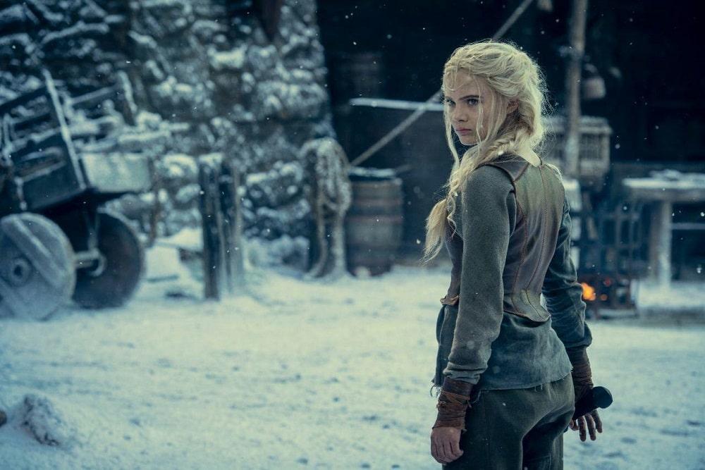 عکس های فصل دوم سریال ویچر (The Witcher) - فریا آلن