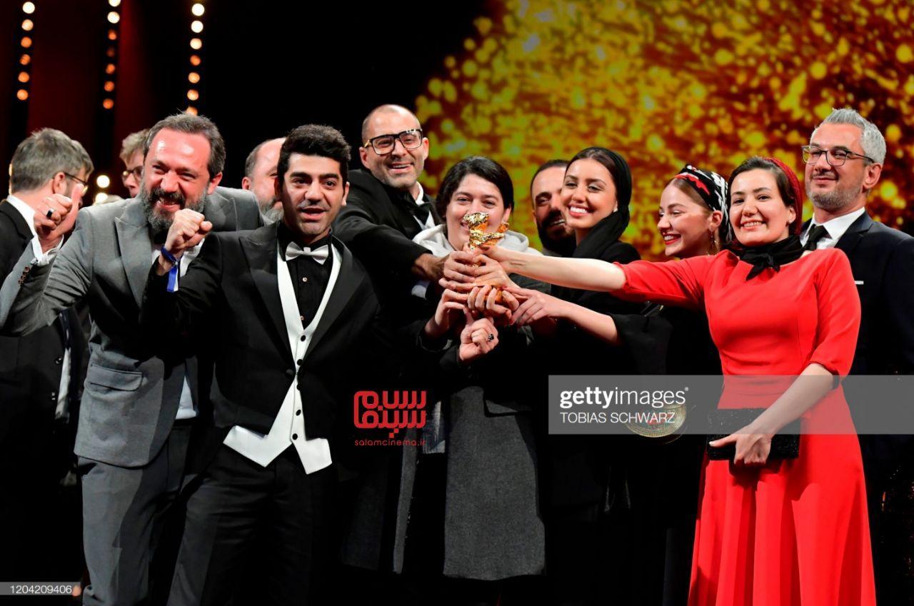 اختتامیه جشنواره فیلم برلین 2020- فیلم شیطان وجود ندارد