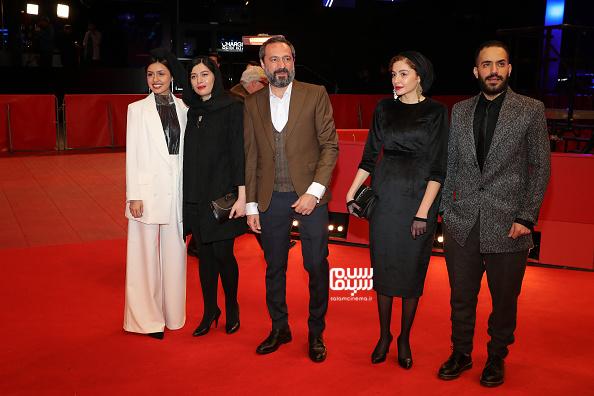 فرش قرمز فیلم «شیطان وجود ندارد» - جشنواره برلین 2020- گزارش تصویری