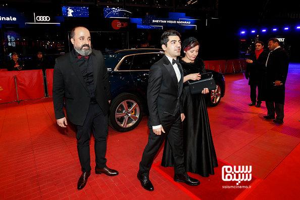 فرش قرمز فیلم «شیطان وجود ندارد» - جشنواره برلین 2020