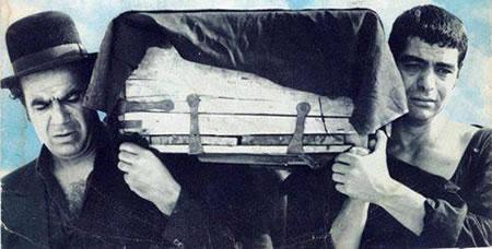 تصویرهای به یادماندنی از ناصر ملک مطیعی فقید در تاریخ سینمای ایران