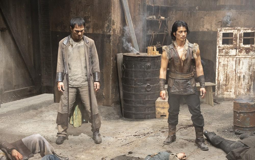 معرفی فصل دوم سریال مبارز (Warrior) - جو تسلیم در فصل دوم
