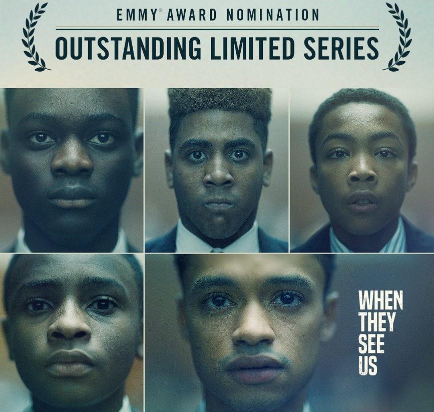 سریال وقتی ما را می بینند-بهترین و جدیدترین سریالهای سال ۲۰۱۹