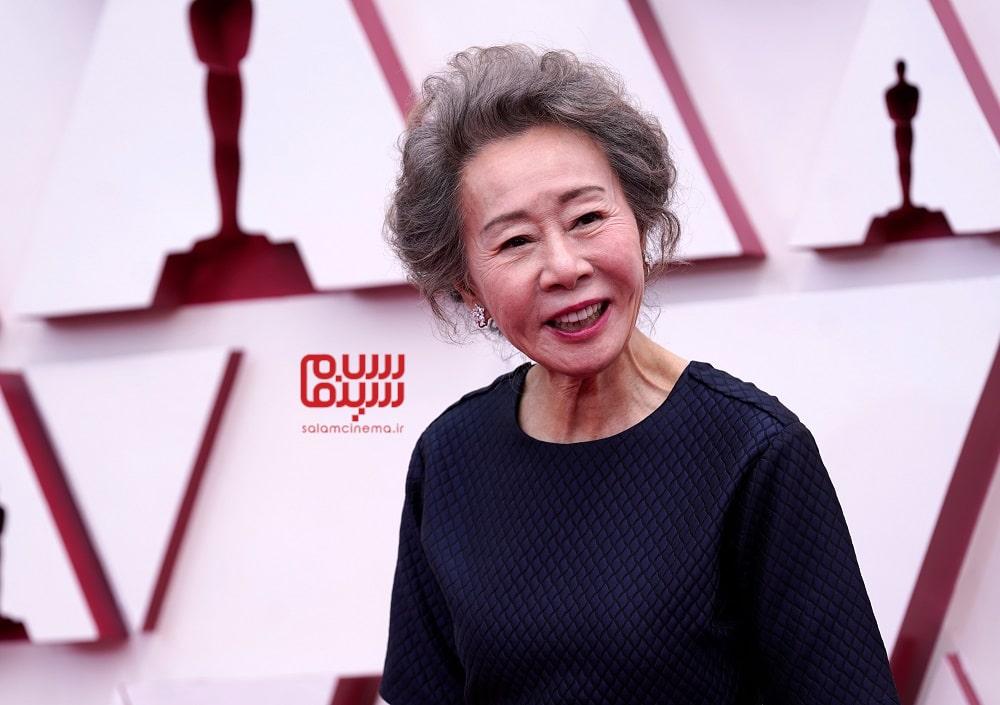یون یو جونگ در اسکار 2021