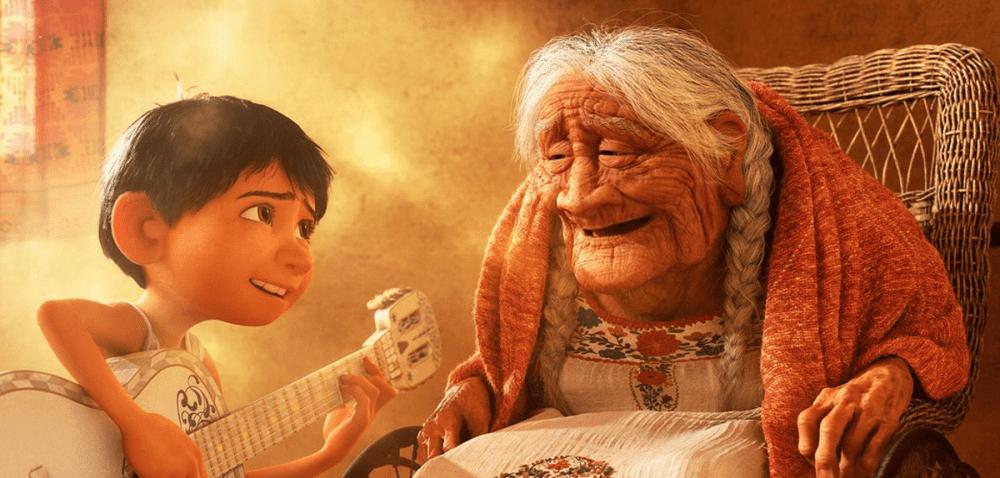 غمگین ترین صحنه های ماندگار انیمیشن های تاریخ سینما/ بخش دوم - کوکو (Coco)