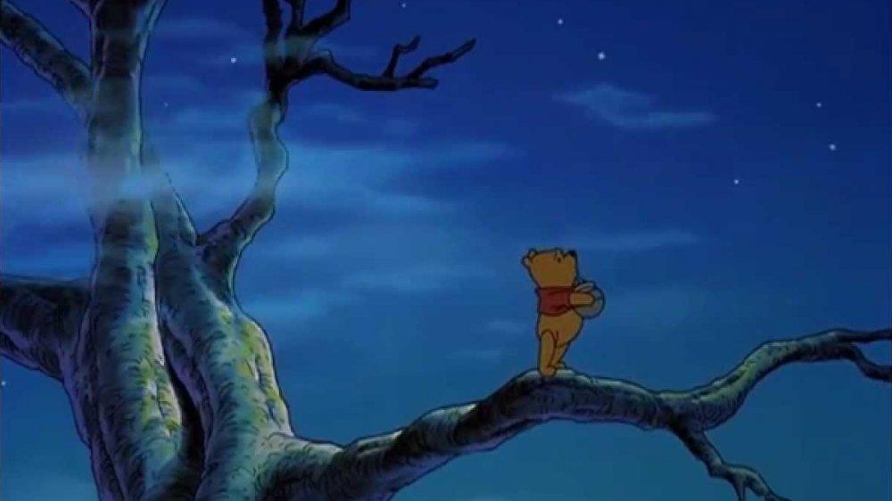 غمگین ترین صحنه های ماندگار انیمیشن های تاریخ سینما/ بخش دوم - ماجرای بزرگ پوه (Pooh's Grand Adventure)