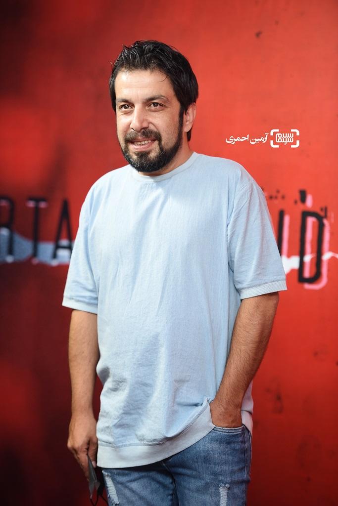 اکران خصوصی سریال نمایش خانگی زخم کاری - عباس جمشیدی فر - پردیس سینمایی چارسو
