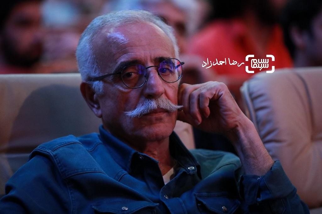 عبدالله اسکندری/ بیست و یکمین جشن خانه سینما