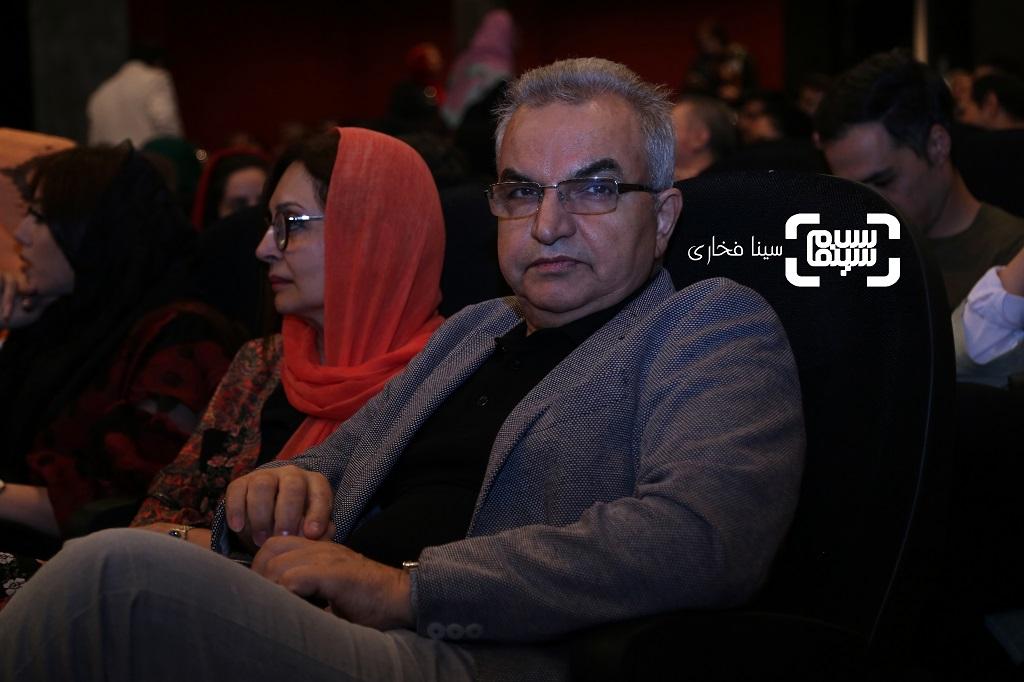 ابوالحسن داوودی / اکران خصوصی فیلم «کلوپ همسران»/ گزارش تصویری