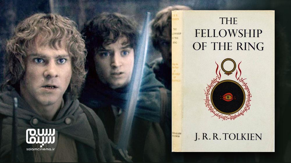 مقایسه و تفاوت های 19 فیلم اقتباسی برتر با نسخه اصلی کتاب آن ها - ارباب حلقه ها: یاران حلقه (The Lord of the Rings: The Fellowship of the Ring)