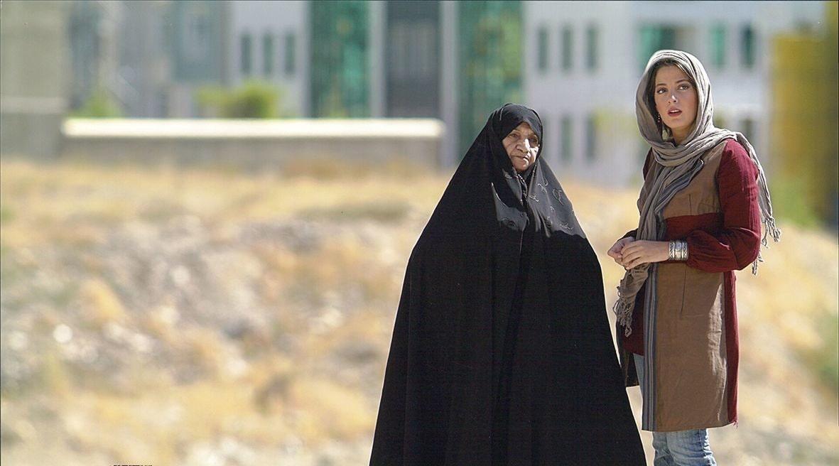 معتادان سینمای ایران- طناز طباطبایی